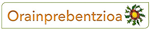 Orainprebentzioa logo